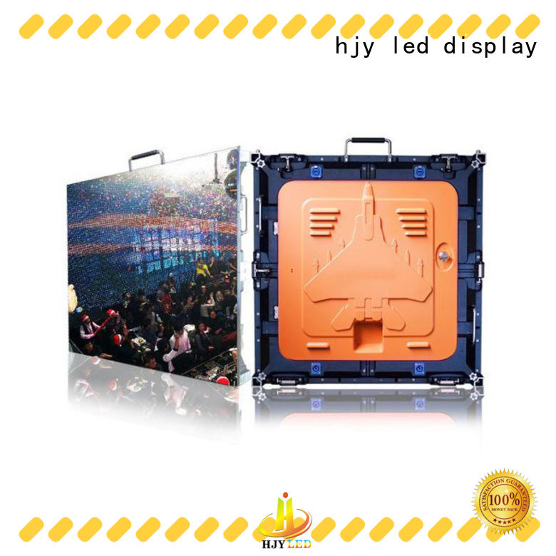 Haojingyuan High-quality high quality led screen for business for building