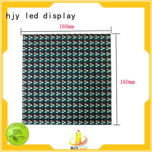 modern led road display display promotion for lobby