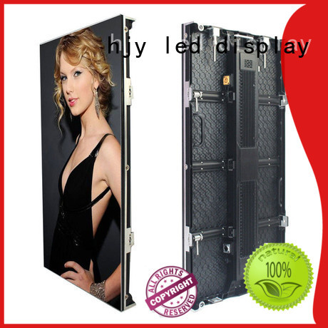 Haojingyuan simple led panels for stage from China for concert