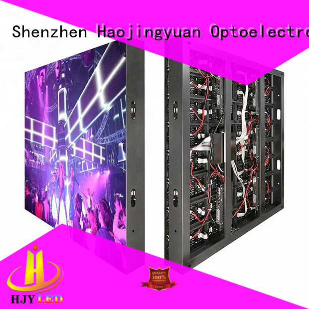 Haojingyuan customized fixed promotion for school