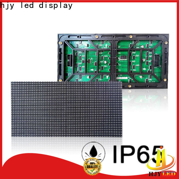 Wholesale led display module color for business for cafeteria