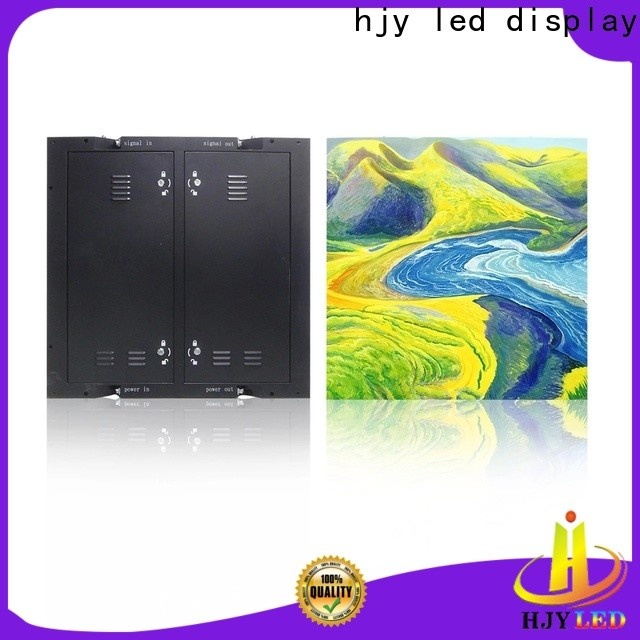 Wholesale indoor led display 160160mm manufacturers for hotels
