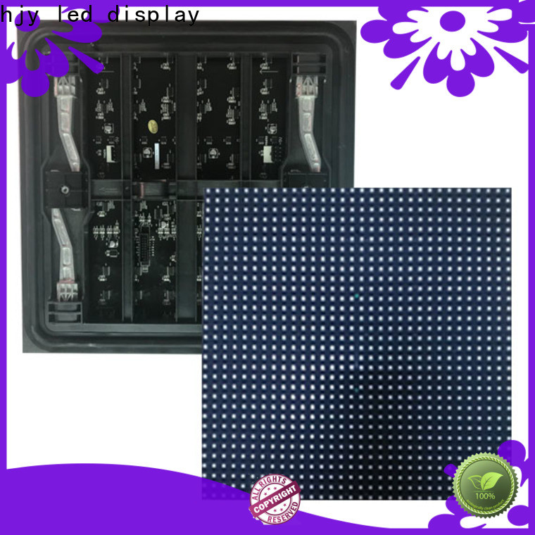 Wholesale led display module 256x128 Supply for wall
