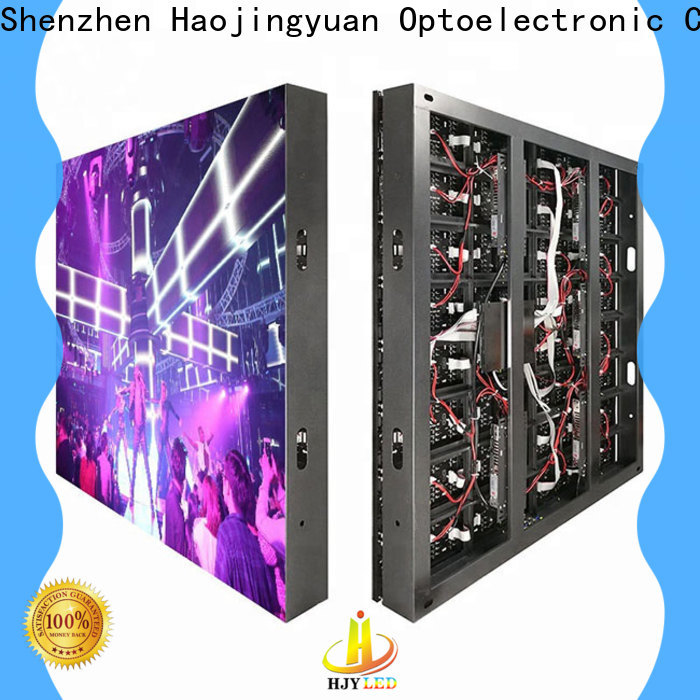 High-quality indoor led display full company for school