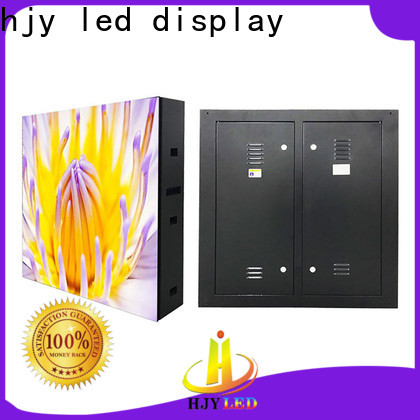 Latest waterproof led display board dip factory for lobby