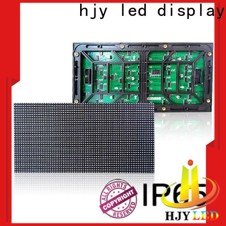 Haojingyuan Best smd led module for business for cafeteria