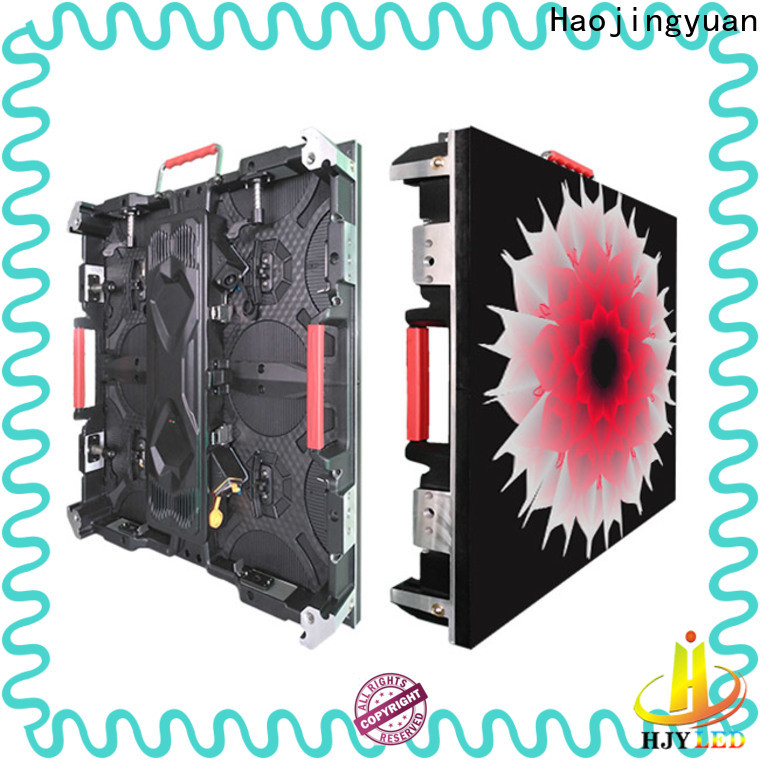 Wholesale small pixel led display resolution Supply for sea port