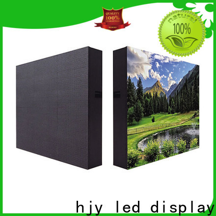 Latest waterproof led display board dip manufacturers for hotels