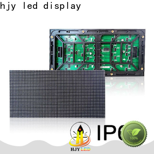 Haojingyuan red led module for business for wall