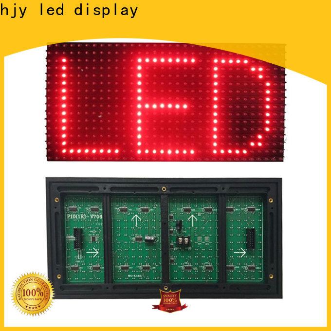 Wholesale dip led module led factory for street