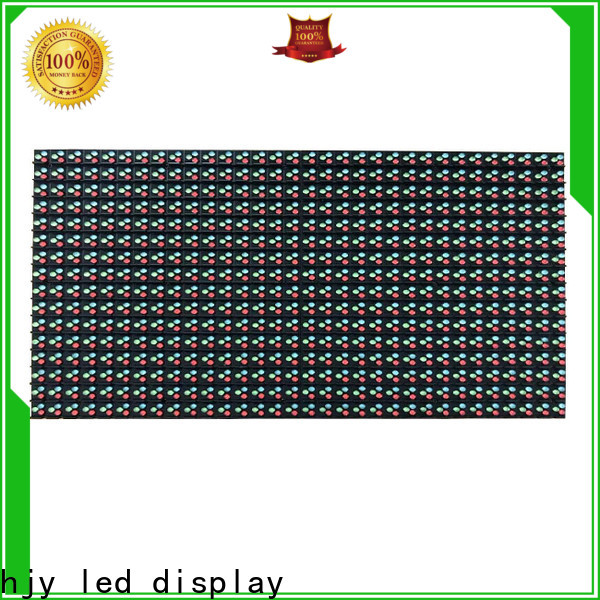 Custom led module 256x128 Supply for cafeteria