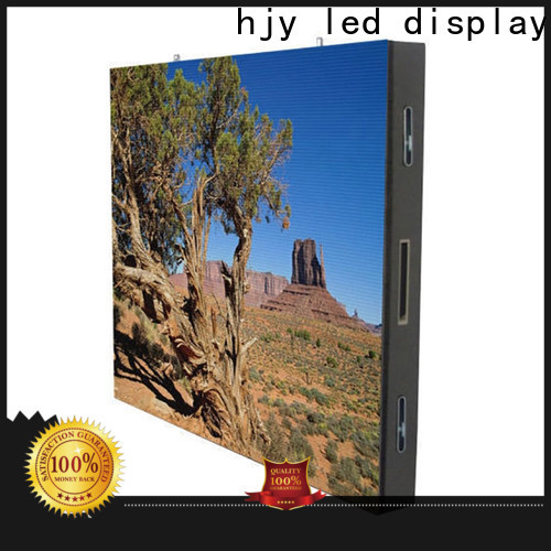 Best outdoor fixed led display advertising Supply for school