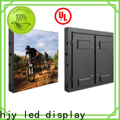 Haojingyuan Wholesale outdoor led display company for lobby