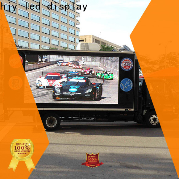 Haojingyuan wireless led truck lights wholesale Suppliers for school