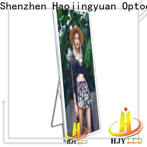 Wholesale poster led display cloth Suppliers for stadium