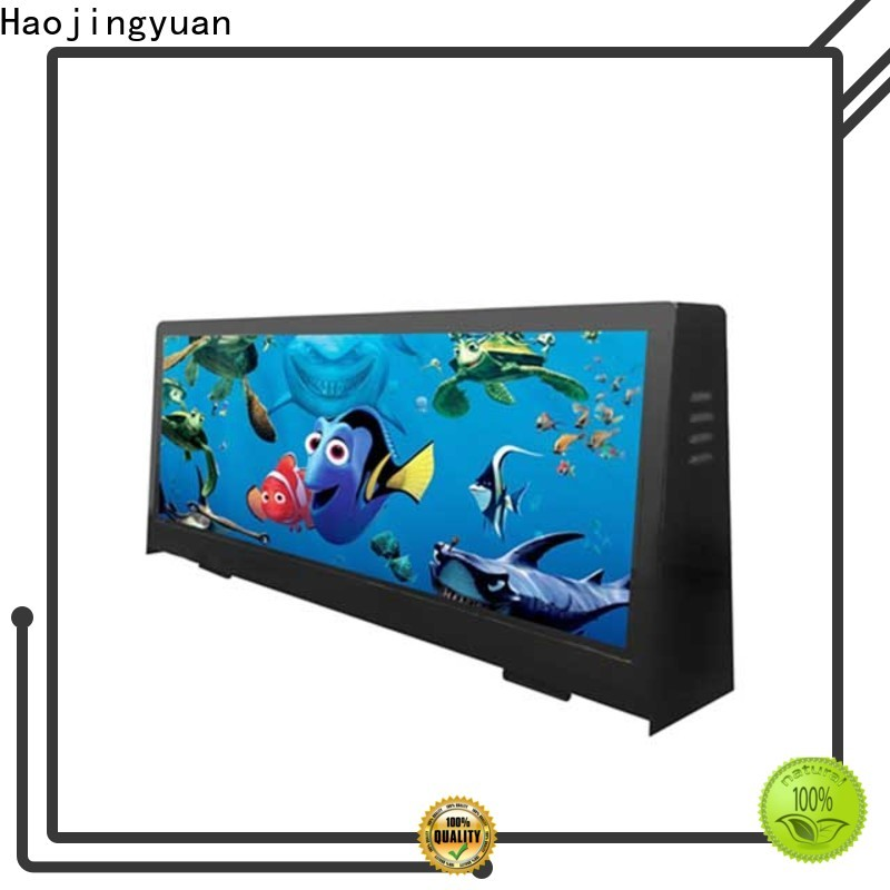 Custom led display panel for business for air port
