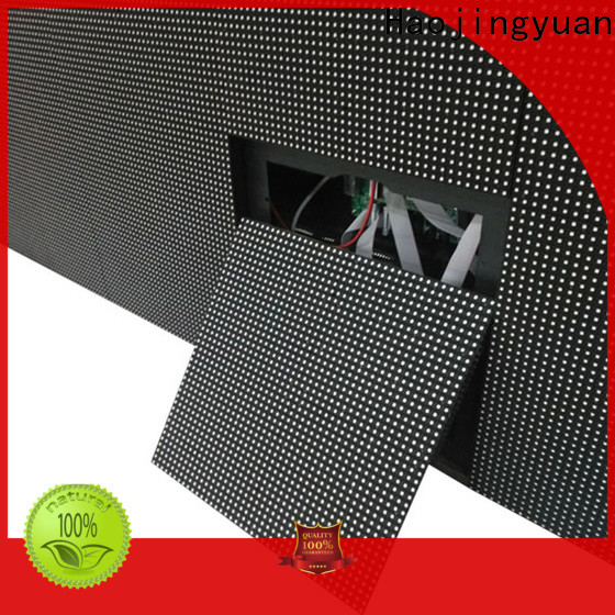 Top outdoor led display outdoor for business for hotels