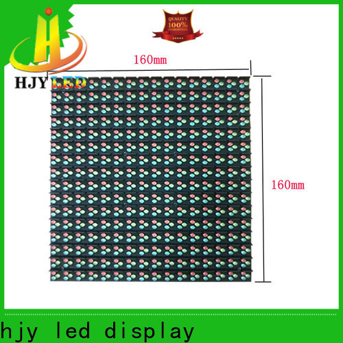 Haojingyuan Top led road display manufacturers for lobby