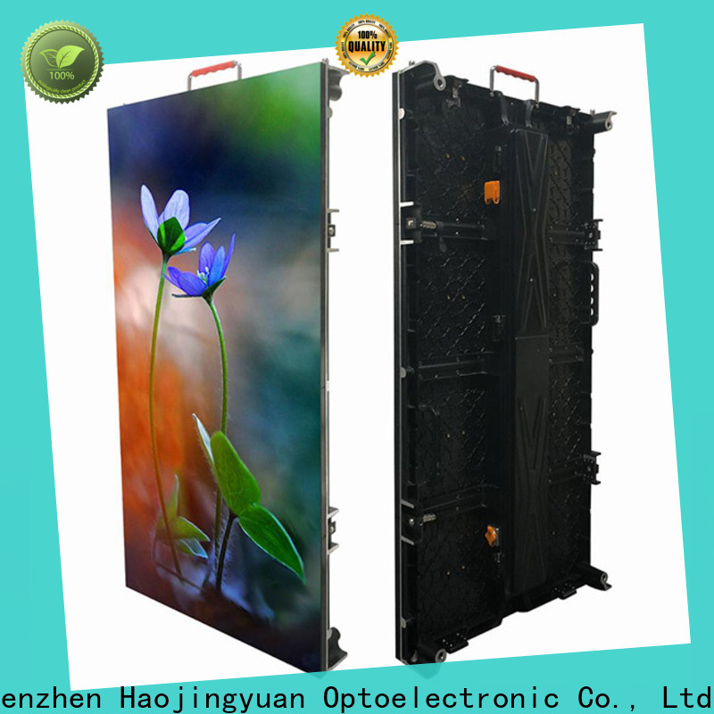 Wholesale outdoor stage rental LED wall Suppliers for concert
