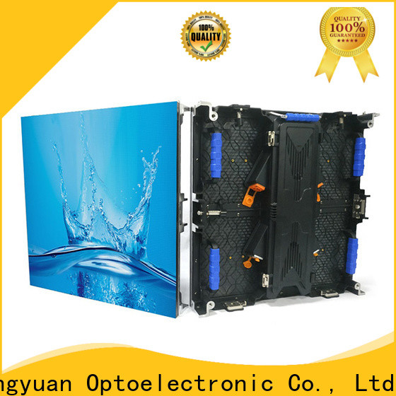 High-quality led stage backdrop screen definition factory for shopping mall