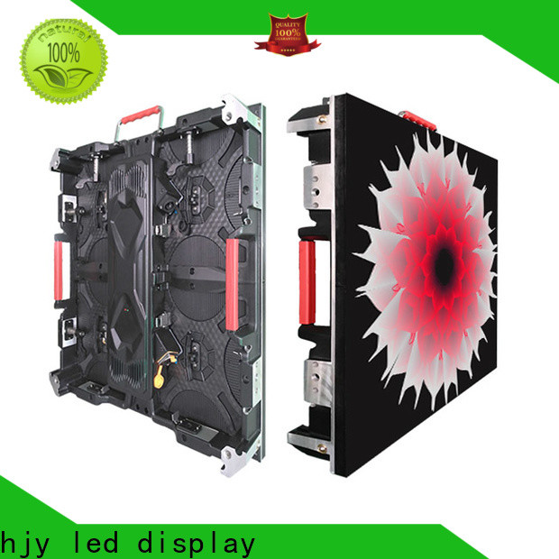 Haojingyuan Wholesale high quality led screen factory for taxi