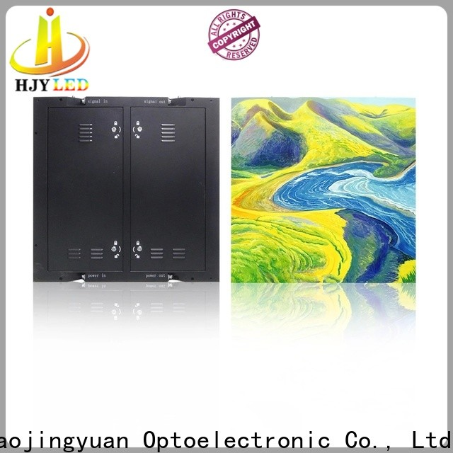 New waterproof led display board front for business for lobby