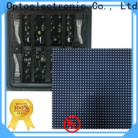 Haojingyuan Custom dip led module company for cafeteria