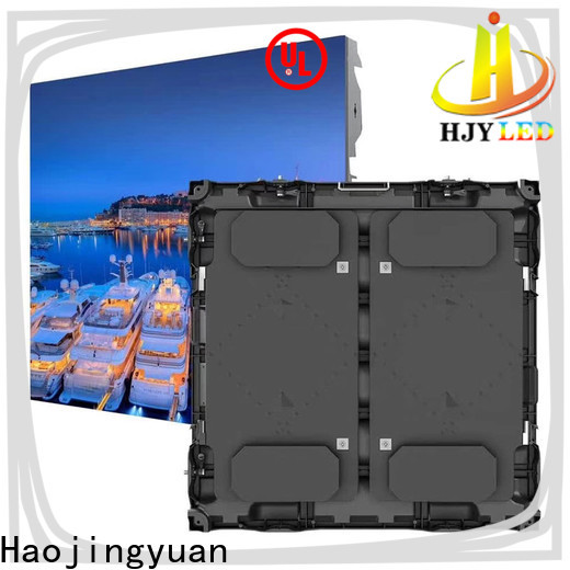 Best large stadium led display screen board Suppliers for salon