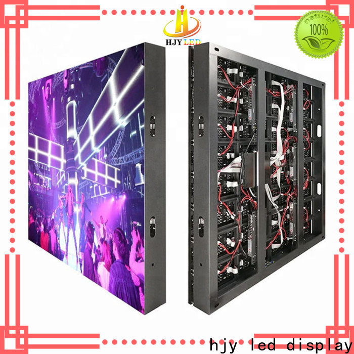 Haojingyuan New fixed led panel for business for hotels