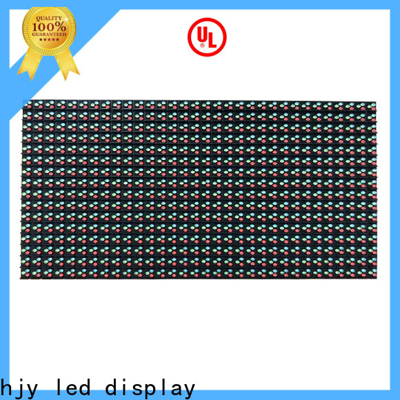 Haojingyuan Top dip led module factory for cafeteria