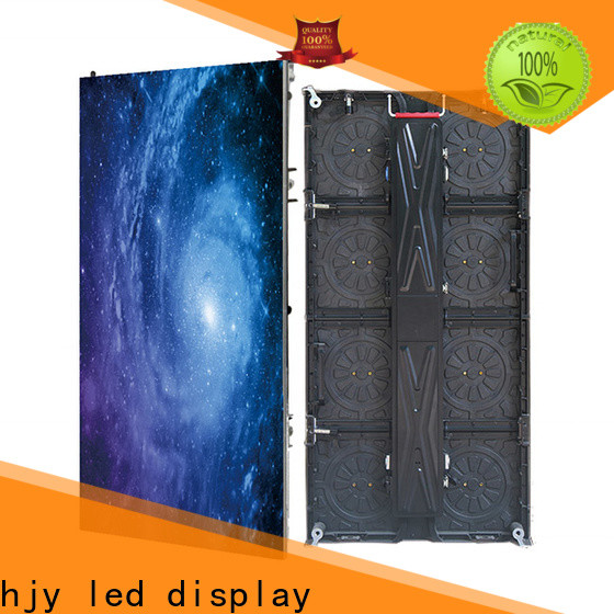 Haojingyuan color screen led Suppliers for concert