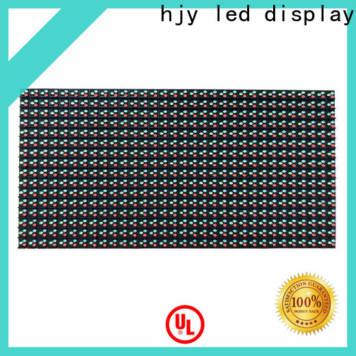 High-quality led display module color Supply for cafeteria