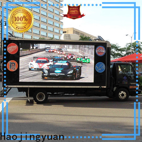 Best mobile led display indoor company for birthday party