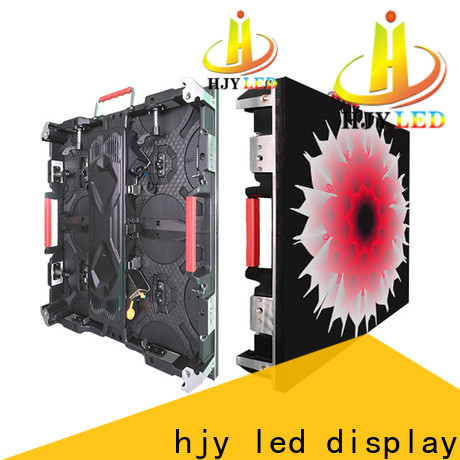 Custom flexible led display panels definition factory for taxi