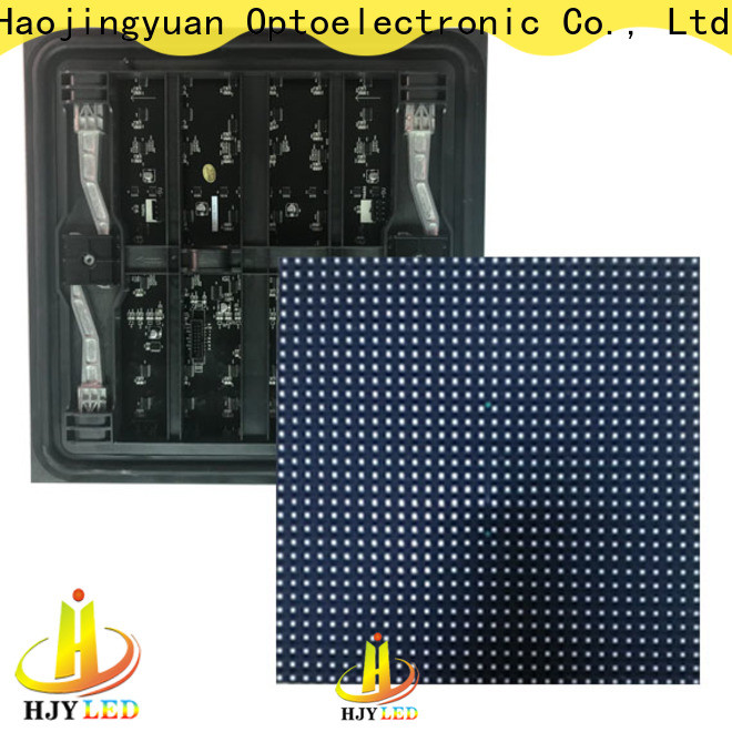 Haojingyuan mm smd led module factory for street