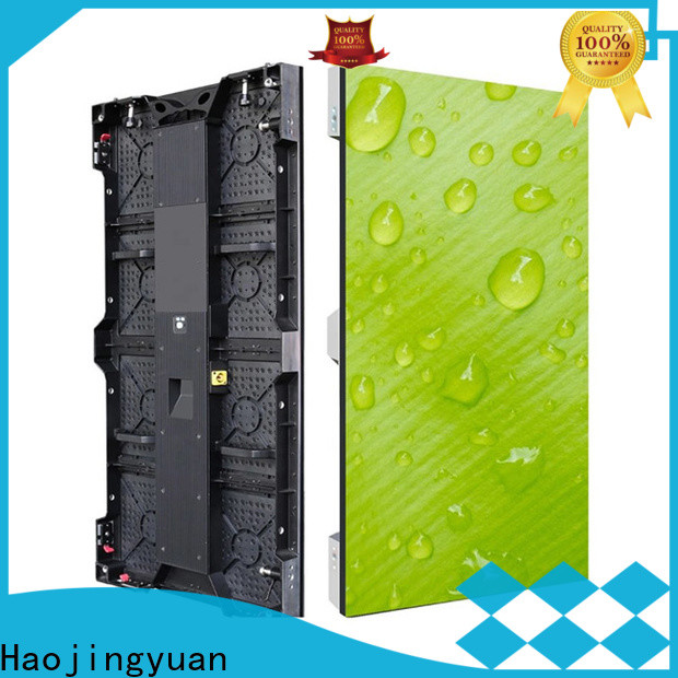 Haojingyuan full outdoor led screen display for business for concert