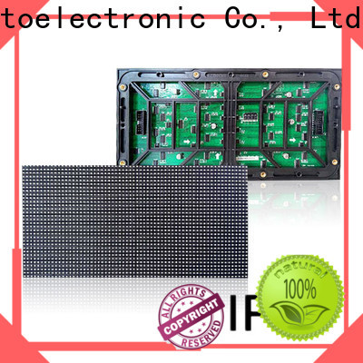 Haojingyuan dip led module manufacturers for street