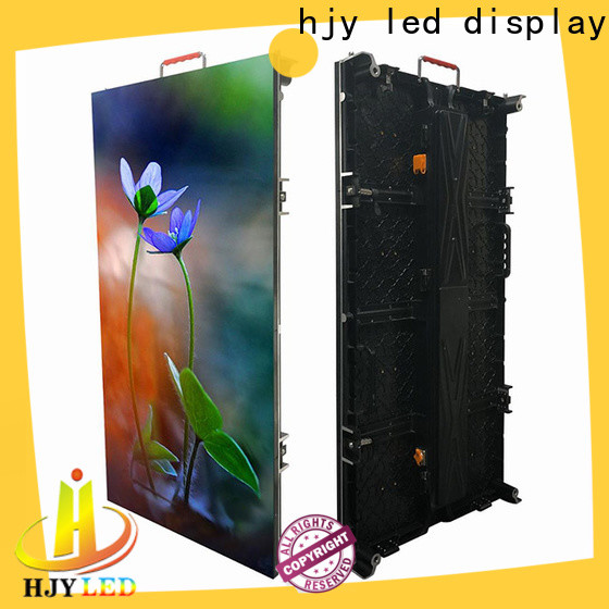 Best commercial led screen indoor company for concert