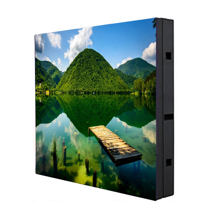 Outdoor fix led display P4 high defition led display screen