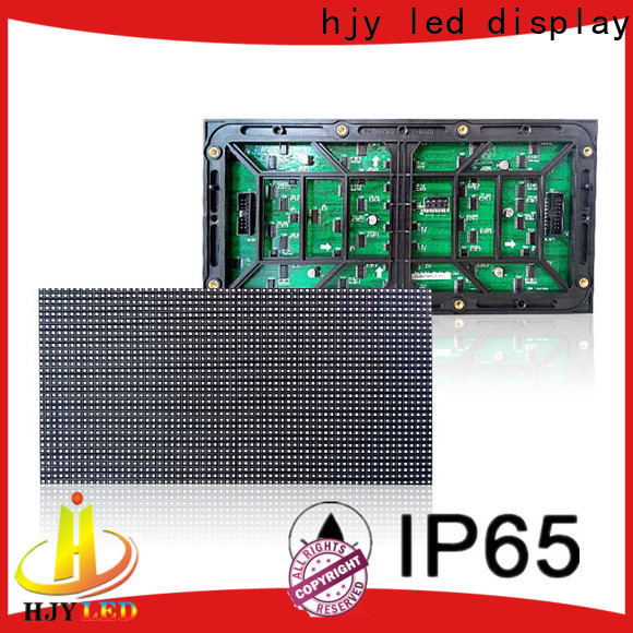New dip led module outdoor factory for wall