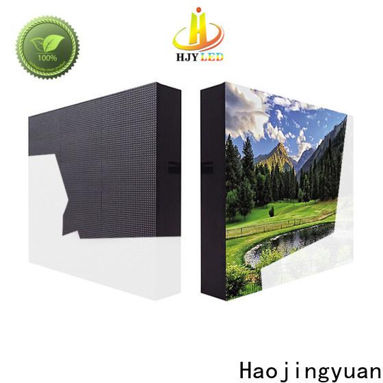 Haojingyuan Custom waterproof led display board for business for school