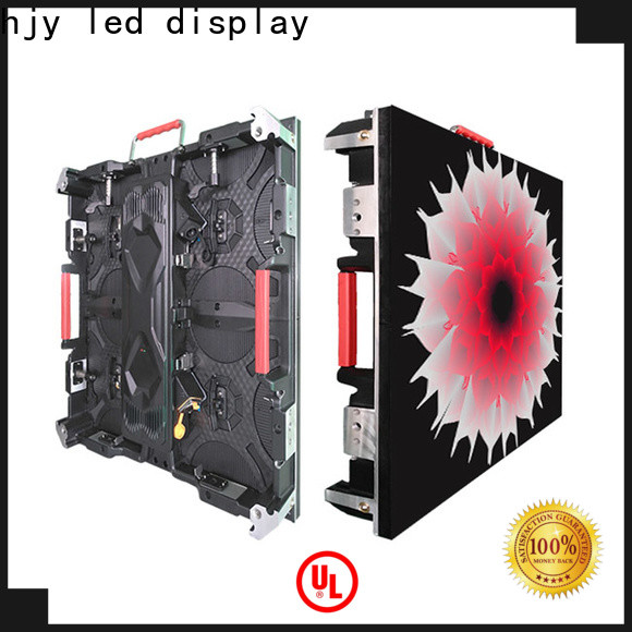 Haojingyuan screen led presentation screen for business for building