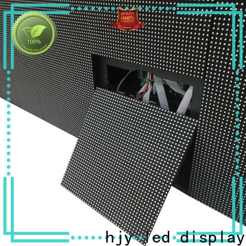 Haojingyuan Wholesale led road display for business for hotels