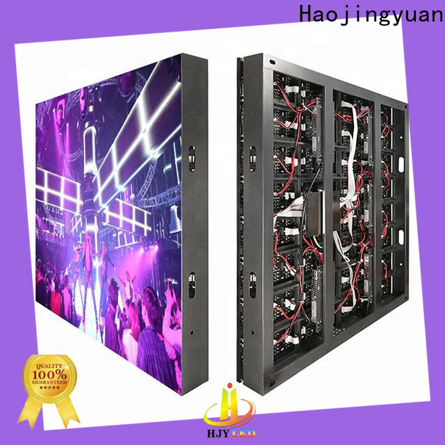 Haojingyuan Best fixed led panel factory for school