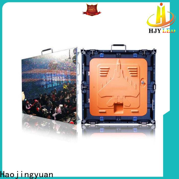 Haojingyuan Latest digital display panels for business for sea port