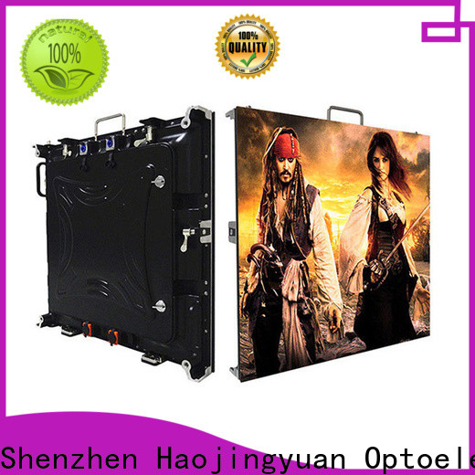 Wholesale outdoor led screen display display company for sea port
