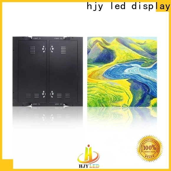 High-quality led display fixed outdoor factory for hotels