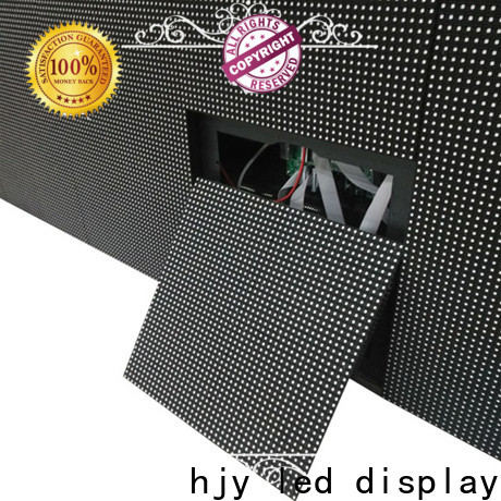 Wholesale led display sign led fixed display Supply for hotels