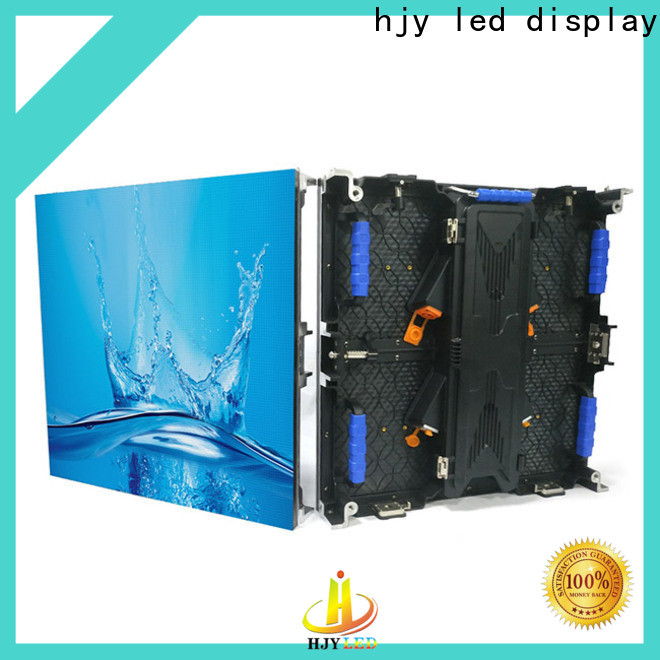 High-quality led outdoor advertising screens outdoor factory for concert