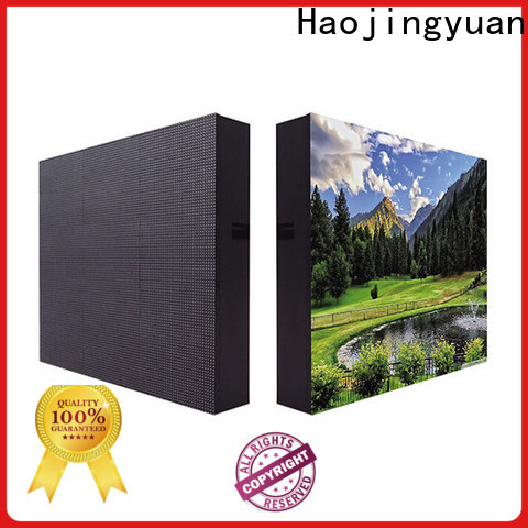 Best fixed led display resolution manufacturers for school